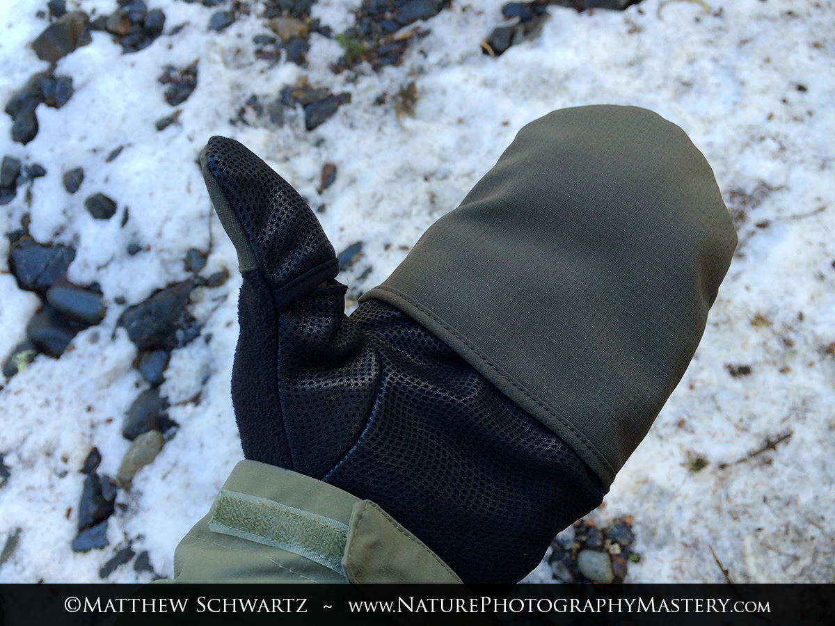 Sealskinz Outdoor Sports Mitten – Nature Photography Mastery Academy